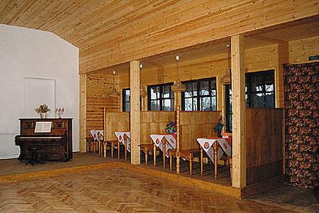 Ubytování Krkonoše - Penzion u lyžařského areálu v Krkonoších - restaurace